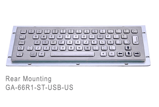 GA-Industrial-Competitive Range-60+Keys Rear Mounting