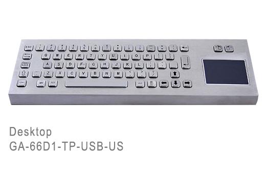 GA-Industrial-Competitive Range-60+Keys Trackpad Desktop